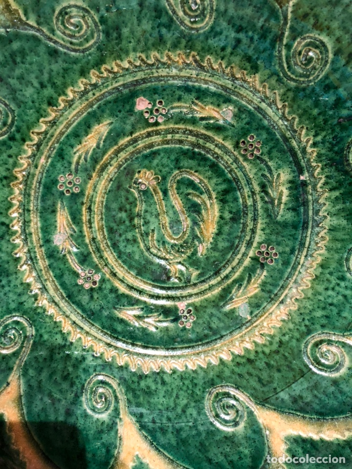 Antigüedades: CERÁMICA TITO, ÚBEDA. PLATO - Foto 2 - 141633788