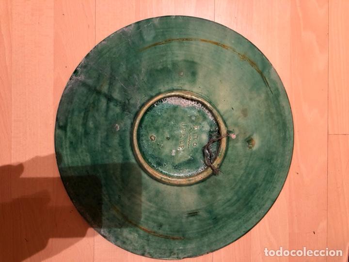 Antigüedades: CERÁMICA TITO, ÚBEDA. PLATO - Foto 6 - 141633788