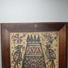 Antigüedades: BONITA REPRODUCCION DE SOCARRAT. Lote 141655146
