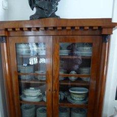 Antigüedades: VITRINA BIEDERMEIER. Lote 141659374