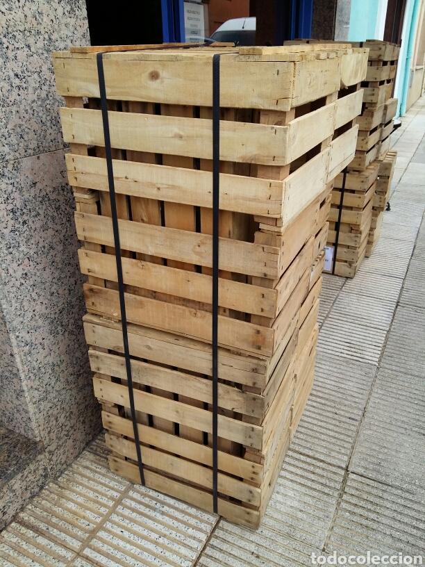 Antigüedades: Lote 4 cajas antiguas de madera - Foto 6 - 141686580