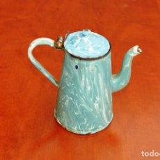Antigüedades: CAFETERA DE PORCELANA . Lote 141700814