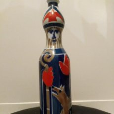 Antigüedades: BOTELLA SANTORAL DE SARGADELOS. Lote 141715326