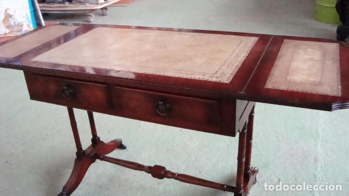 Antigüedades: Mesa inglesa victoriana. - Foto 4 - 141782654