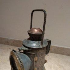 Antigüedades: FAROL DE TREN - FERROVIARIO - TRENES NORTE. Lote 141804982