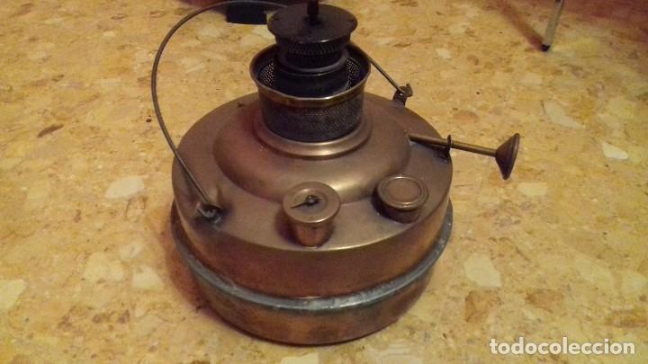 Antigüedades: Estufa de petroleo restaurada - Foto 3 - 141820486