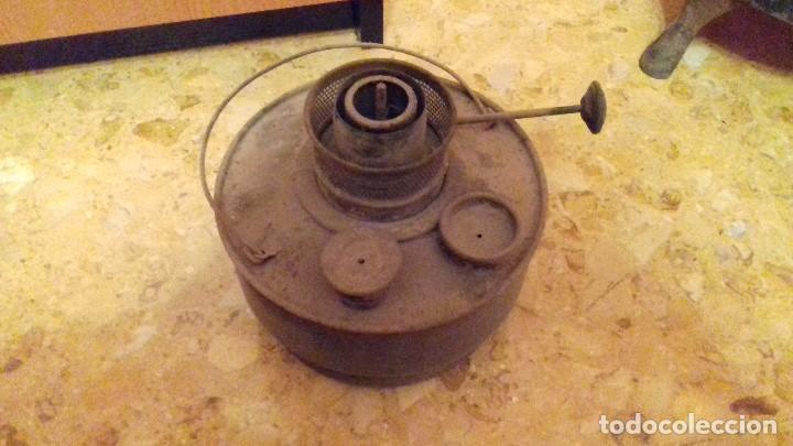 Antigüedades: Estufa de petróleo - Foto 2 - 141821214
