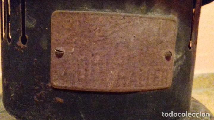 Antigüedades: Estufa de petróleo - Foto 3 - 141821214