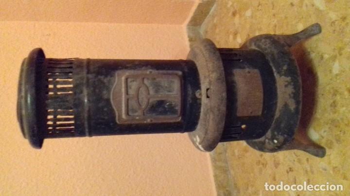 Antigüedades: Estufa de petróleo - Foto 5 - 141821214