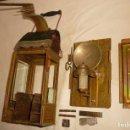 Antigüedades: LINTERNA ALEMANA DE VELA DEUTSCHES REICHSPATENT. Lote 141838542