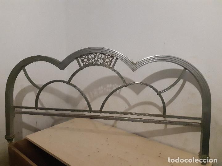 Antigüedades: Cabecero antiguo - Foto 5 - 137490618
