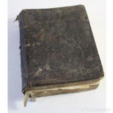 Antigüedades: MUY ANTIGUO MISAL ROMANO AÑO 1686. Lote 141911742
