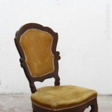 Antigüedades: ESTUPENDA SILLA . Lote 140539650