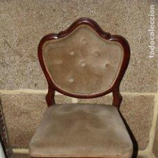 Antigüedades: BONITA SILLA . Lote 140540334