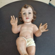 Antigüedades: BONITO NIÑO JESÚS ANTIGUO. Lote 141959404