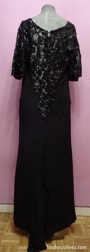 Antigüedades: Vestido Art Deco - Foto 4 - 142027658