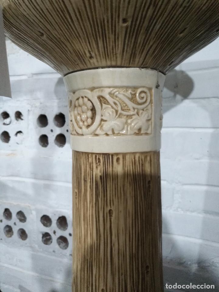 Antigüedades: Columna de porcelana - Foto 2 - 142039150