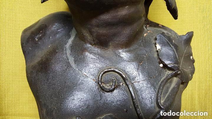 Antiquitäten: BUSTO MODERNISTA PARA RESTAURAR - Foto 6 - 142041738