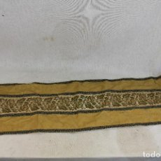 Antigüedades: TAPETE. CAMINO DE MESA ANTIGUO. Lote 142128522