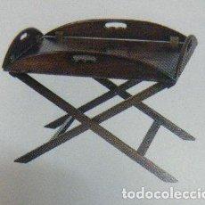 Antigüedades: MESITA AUXILIAR. Lote 142153582