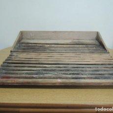 Antigüedades: FREGADERO ANTIGUO DE MADERA. Lote 142189394
