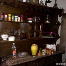 Antigüedades: APARADOR CASTELLANO . Lote 142275846