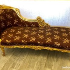 Antigüedades: CHAISE LONGUES. Lote 142312834