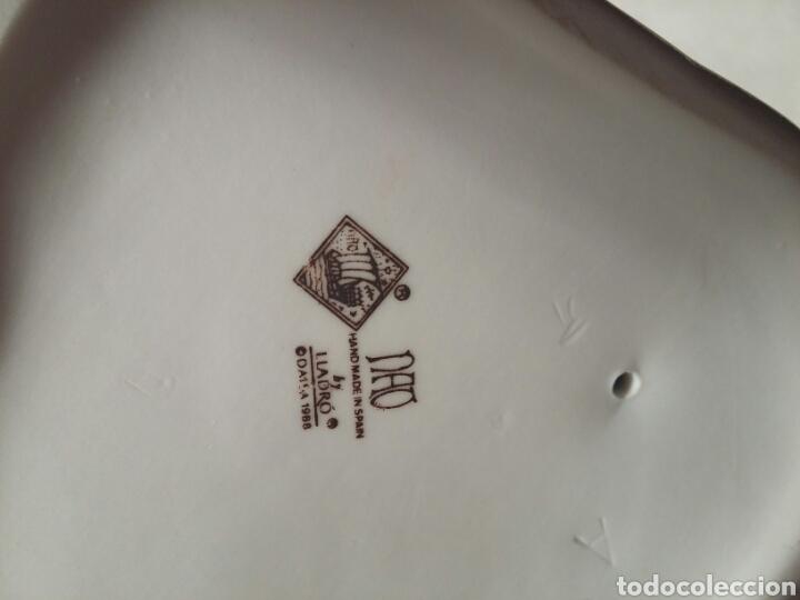 Antigüedades: Figura de cerámica de NAO (Lladro) - Foto 3 - 142329510
