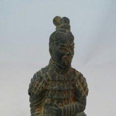Antigüedades - Guerrero chino de terracota - 142363632