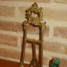 Antigüedades: ANTIGUO ATRIL DE BRONCE.. Lote 142367014
