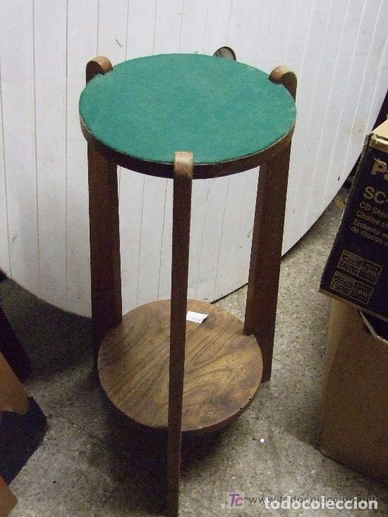 Antigüedades: PEANA DE ROBLE - Foto 2 - 142408682