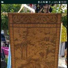 Antigüedades: TAPIZ FINALES XIX. Lote 142411858
