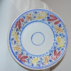 Antigüedades: PLATO MANISES. Lote 83925904