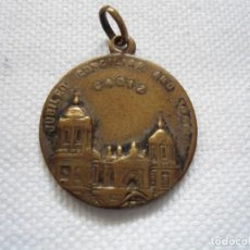 Antigüedades: ANTIGUA MEDALLA JUBILEO CONCILIAR CADIZ 1966. Lote 142467866