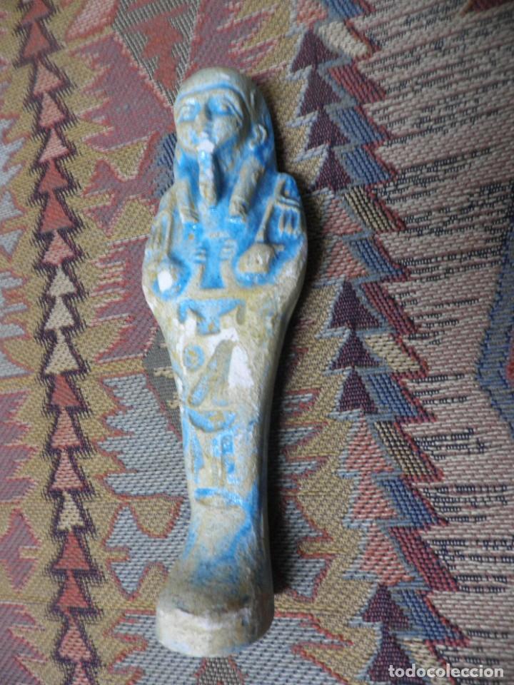 USHEBTI EGIPCIO (Antigüedades - Varios)