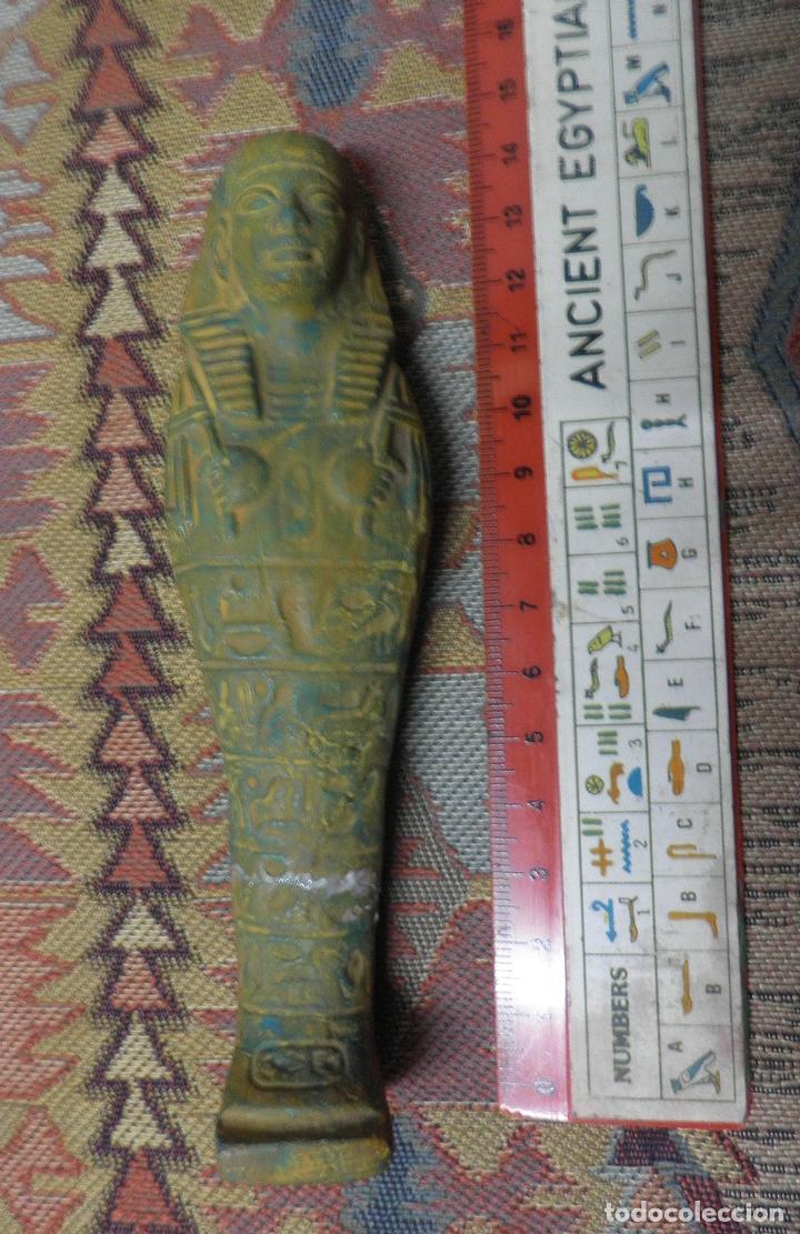 Antigüedades: Ushebti egipcio - Foto 3 - 176060584