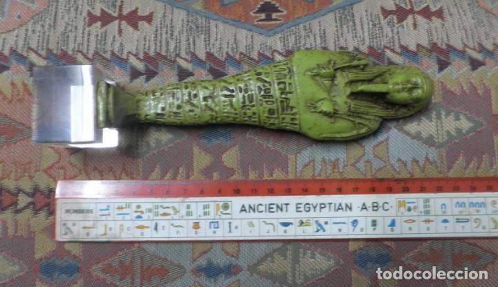 Antigüedades: ushebti egipcio - Foto 2 - 142486662