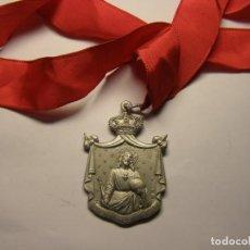 Antigüedades - Medalla antigua religiosa, ADVENIAT REGNUM TUUM. - 142506686