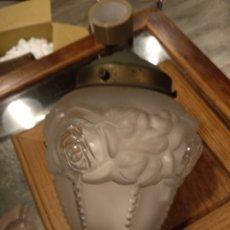 Antigüedades: LAMPARA. Lote 142612394