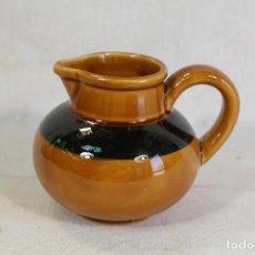 Antigüedades: JARRITA EN CERAMICA VALDEMORA - SAN CLAUDIO. Lote 142636470
