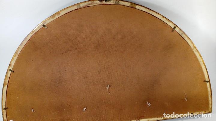 Antigüedades: ABANICO ISABELINO, VARILLAJE EN NÁCAR DE ORNAMENTACIÓN FLORAL. SEGUNDO TERCIO S. XIX. - Foto 28 - 142645614