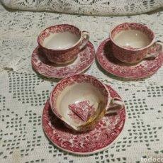 Antigüedades: TAZAS DE CAFÉ PICKMAN. Lote 142734121