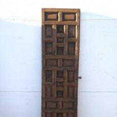 Puertas antiguas de comprar for Puertas de cuarterones antiguas