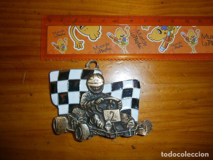 Antigüedades: ¡¡PRECIOSA PLANCHA ,KARTCENTER,CAMPILLOS¡¡¡¡¡ - Foto 2 - 142804694