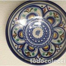 Antigüedades: FUENTE DE CERAMICA DE TALAVERA. Lote 142804974
