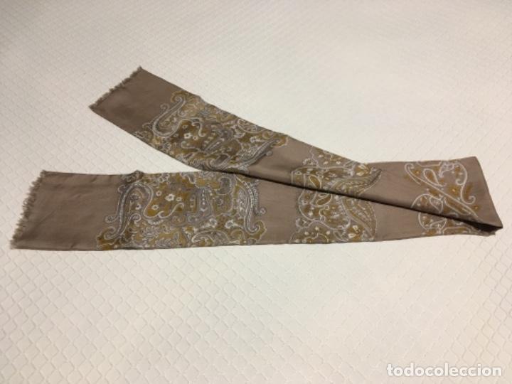FOULARD DE SEDA (Antigüedades - Moda - Pañuelos Antiguos)