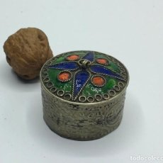 Antigüedades: CAJITA SAHARIANA. Lote 142855690