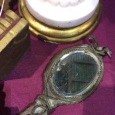 Antigüedades: ESPEJO DE MANO. Lote 142886365