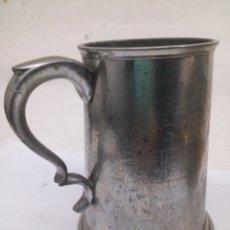 Antigüedades: JARRA DE PETRER MADE IN ENGLAND. Lote 142890602