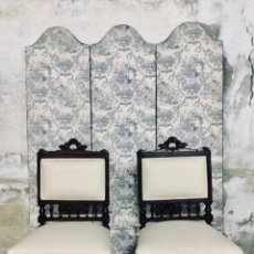 Antiquitäten - Pareja de sillas antiguas - 142927770